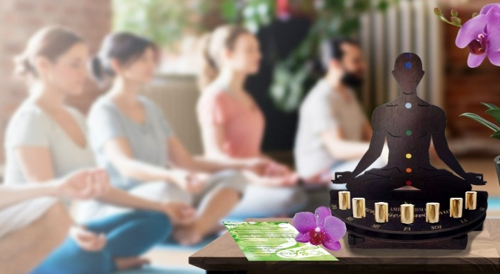 7 мая совместная арома-медитация